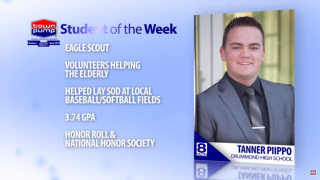 Student of the Week: Tanner Piippo
