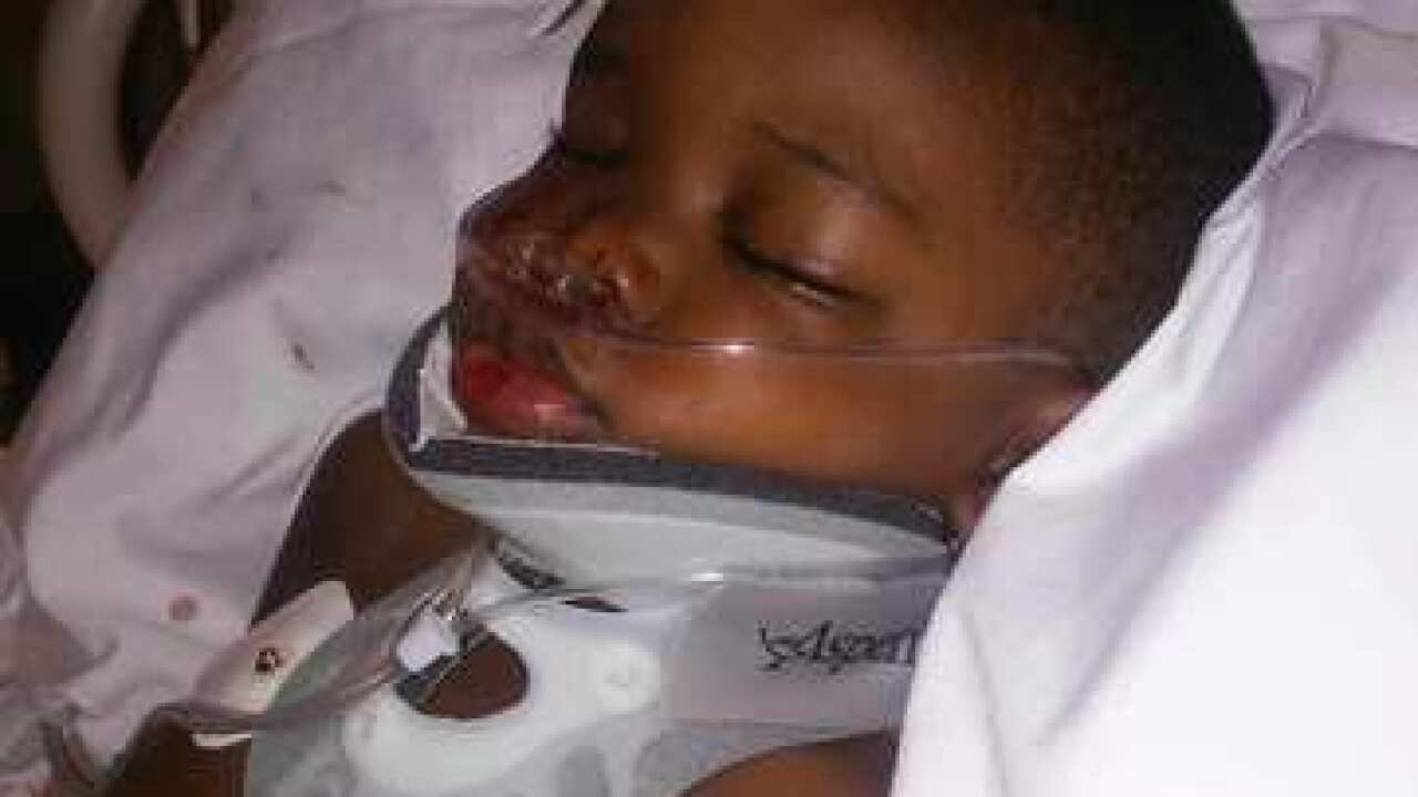 Three-year-old home recovering after hit-and-run