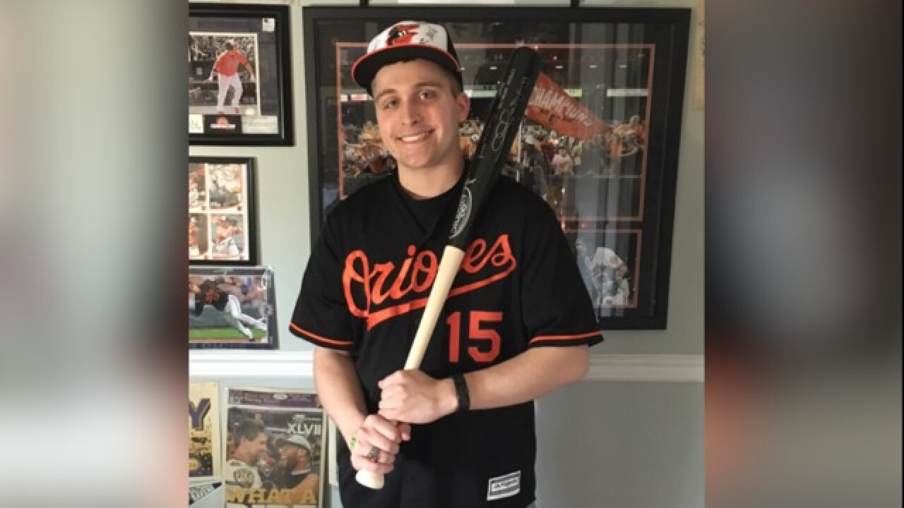 From Cancer to Camden Yards