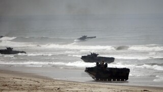 Families of 9 troops killed in amphibious vehicle sinking to sue