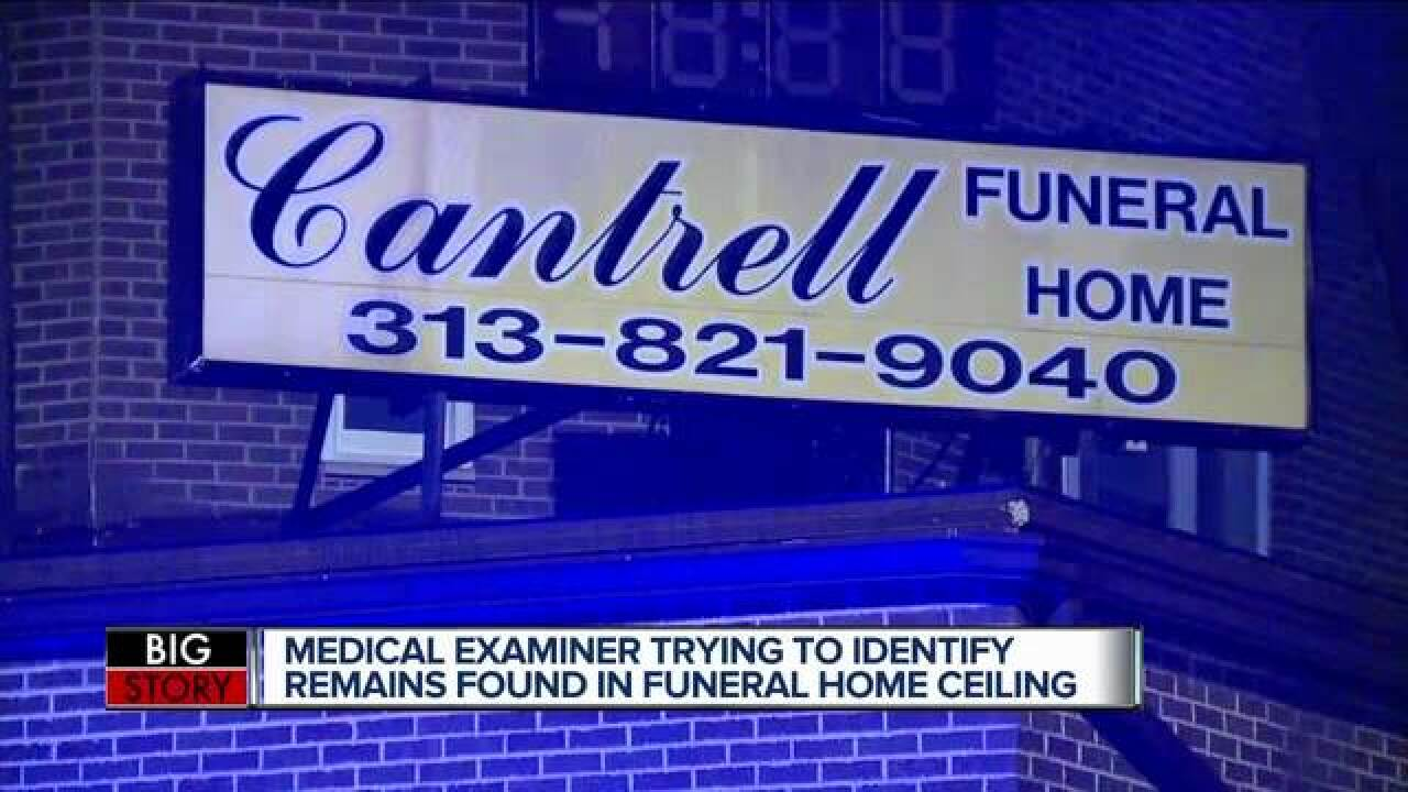 DPD open investigation into Cantrell funeral