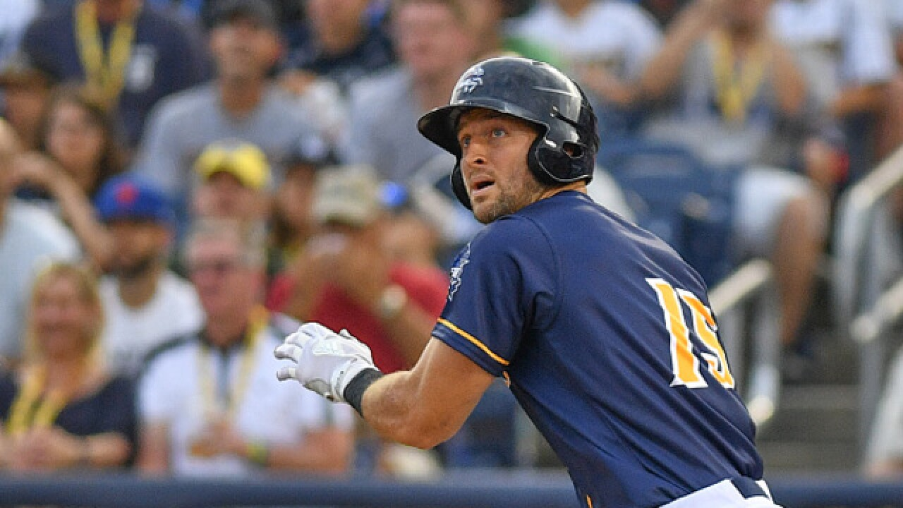 Mets prospect Tim Tebow having hand surgery, likely out for year