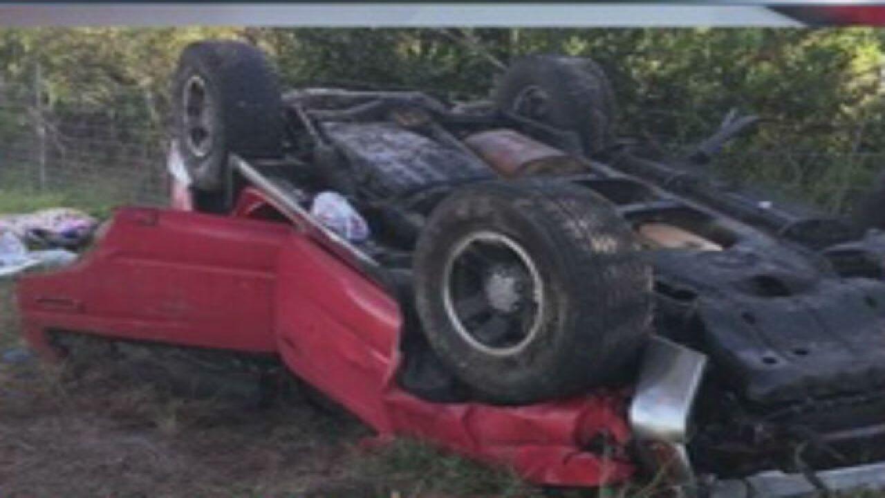 Fatality crash in Martin County