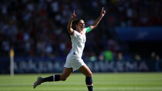 Carli_Lloyd_USA v Chile: Group F - 2019 FIFA Women's World Cup France