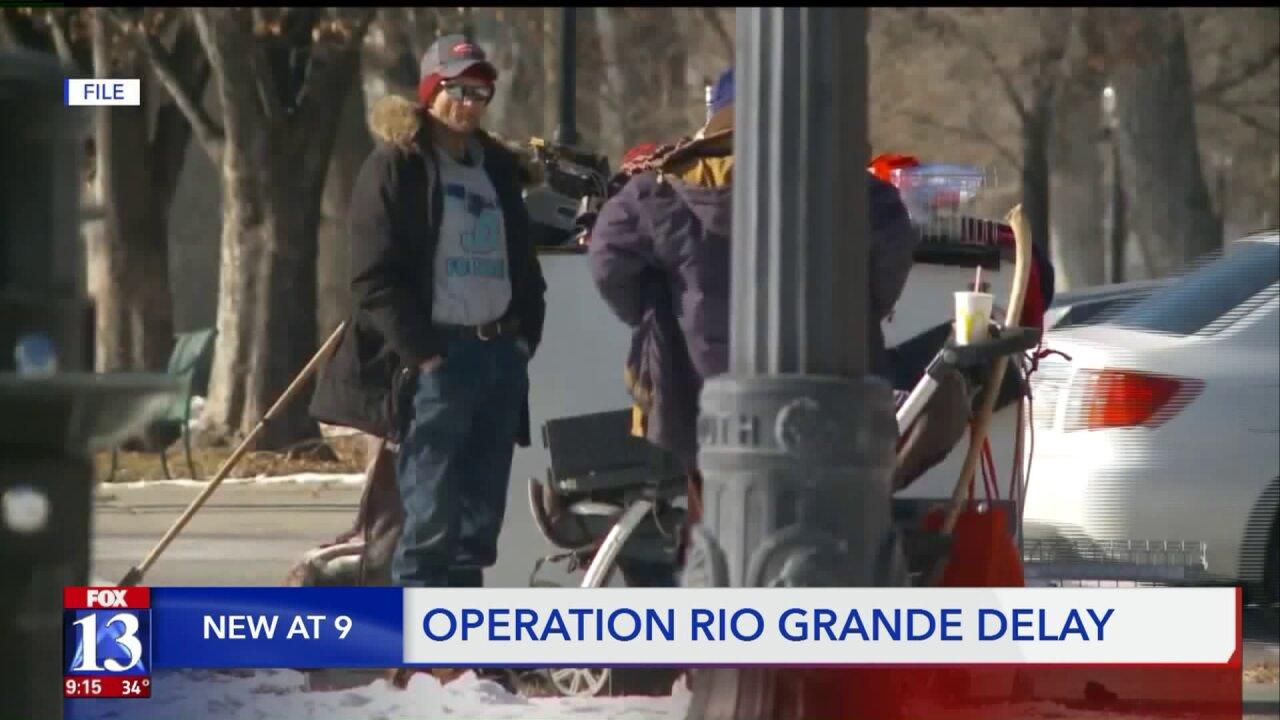 Operation Rio Grande facesdelays