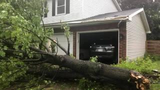 Chad Donald - storm damage July 20 2019