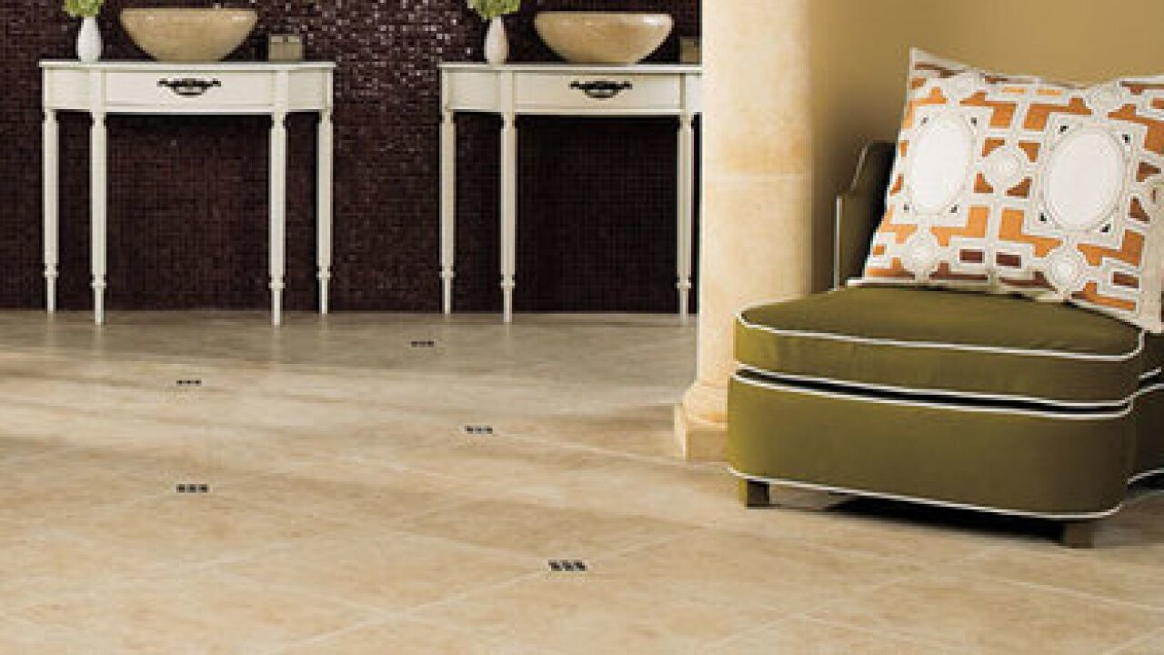 Benefits, ideas and types of tile flooring