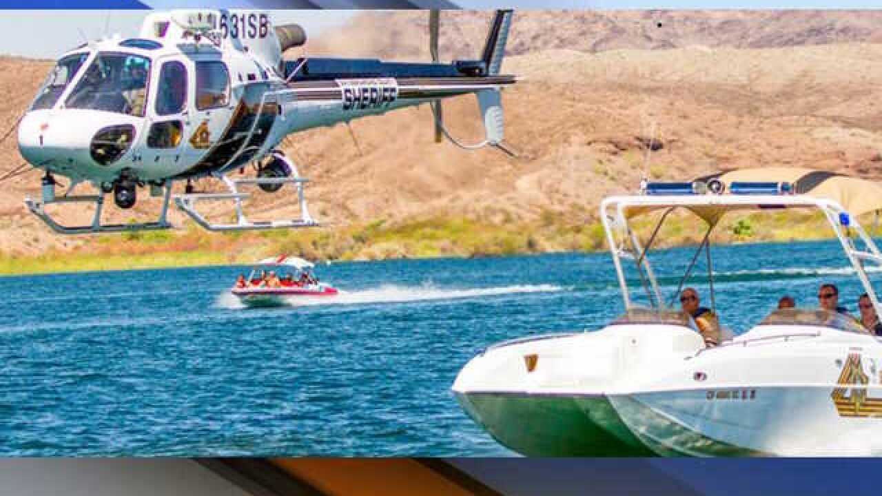 Colorado River boat crash: Third missing boater located, 1 remains missing