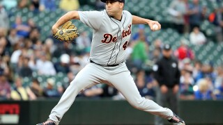 Tigers' Matthew Boyd has big night in return to Seattle