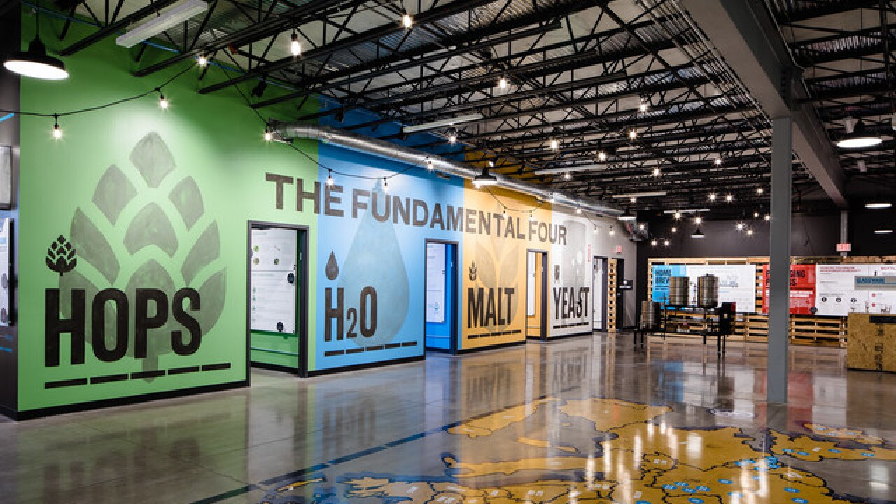 World's first beer hotel opening in Ohio