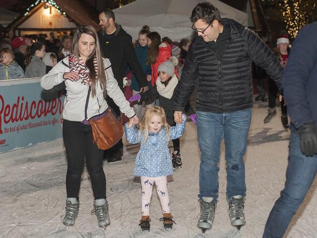 Light Up the Square kicks off holiday season in Cincinnati