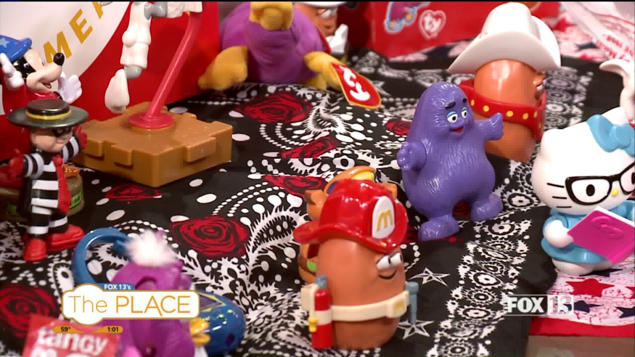 Fan-favorite throwback toys are returning to HappyMeals