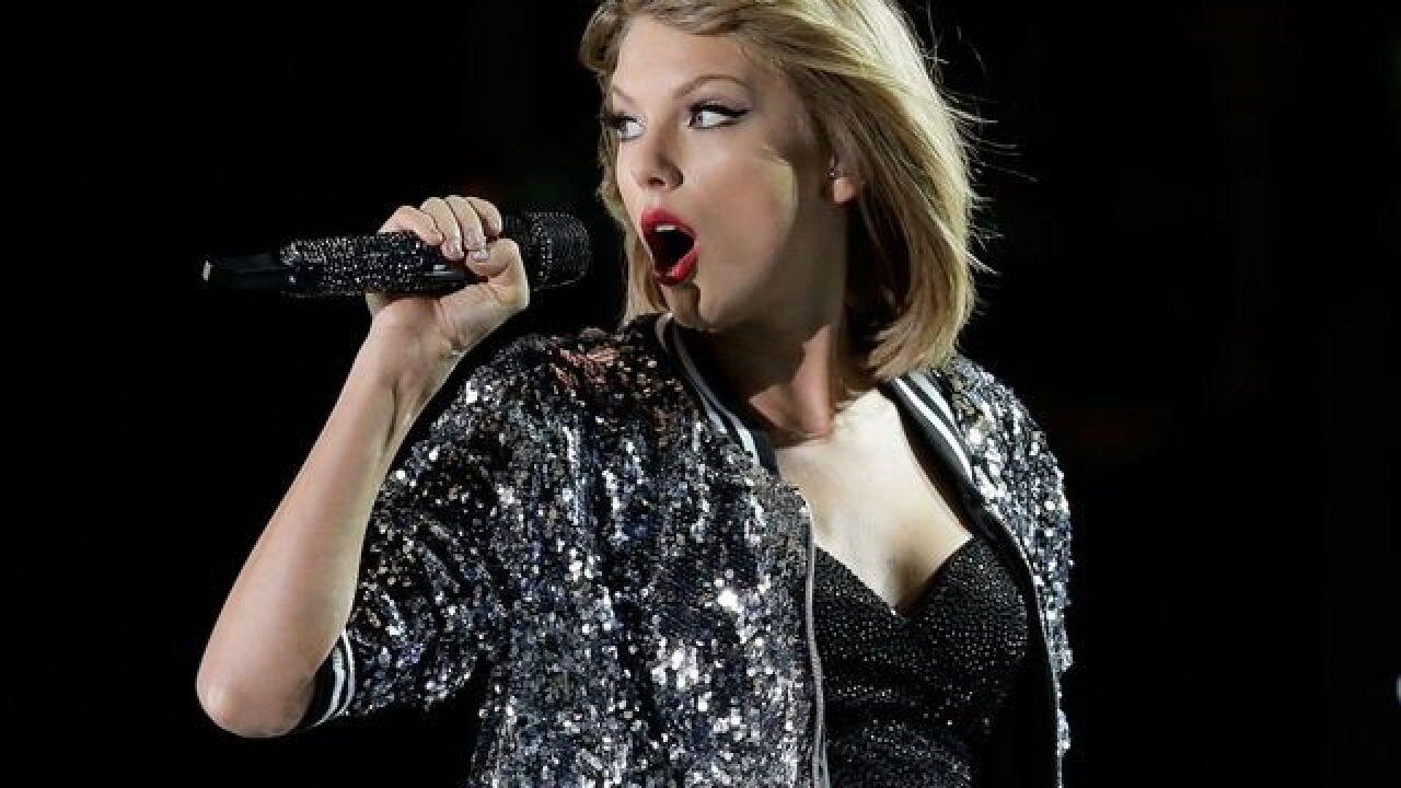 Taylor Swift surprises couple, performs at engagement party