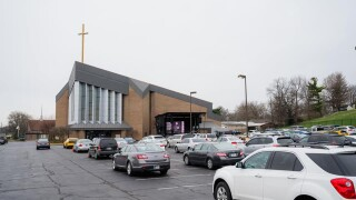 Drive-in church services allow congregations to safely worship together amid pandemic