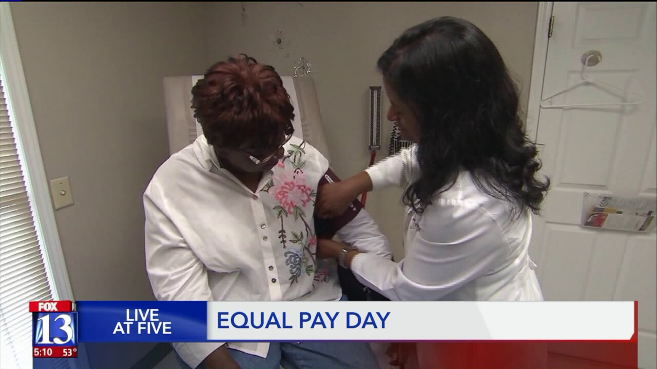 Equal Pay Day highlights Utah's large gender wage gap