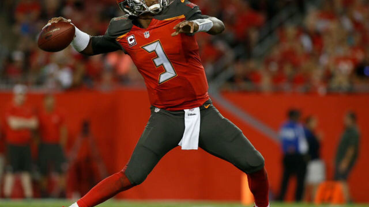 Uber driver suing Tampa Bay Buccaneers quarterback Jameis Winston over groping incident