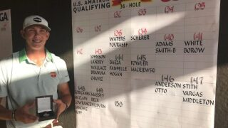 Wyoming Cowboys golf signee Bryce Waters qualifies for U.S. Amateur