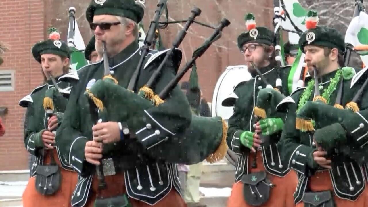 Butte Saint Patrick's Day Parade