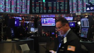 U.S. Markets On Track For Biggest Yearly Gains In Two Decades
