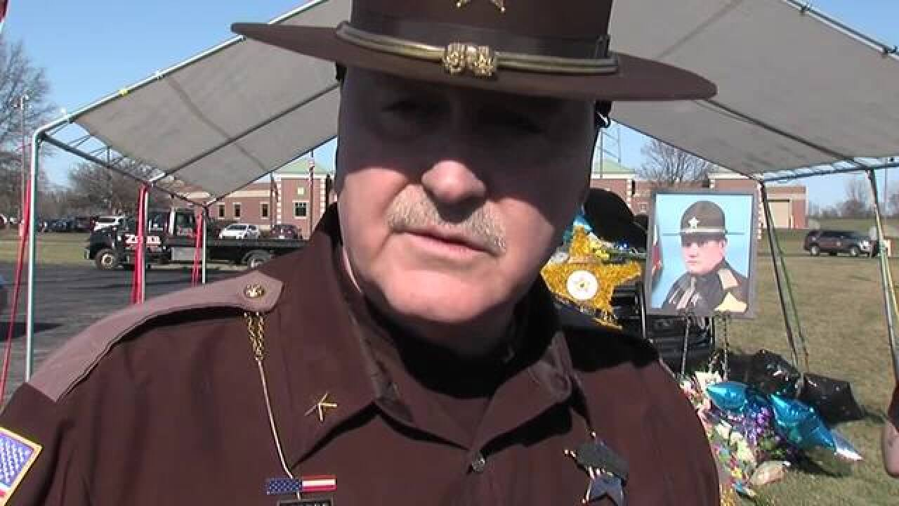 Boone Co. Sheriff pens heartfelt letter to community after Deputy Pickett's death