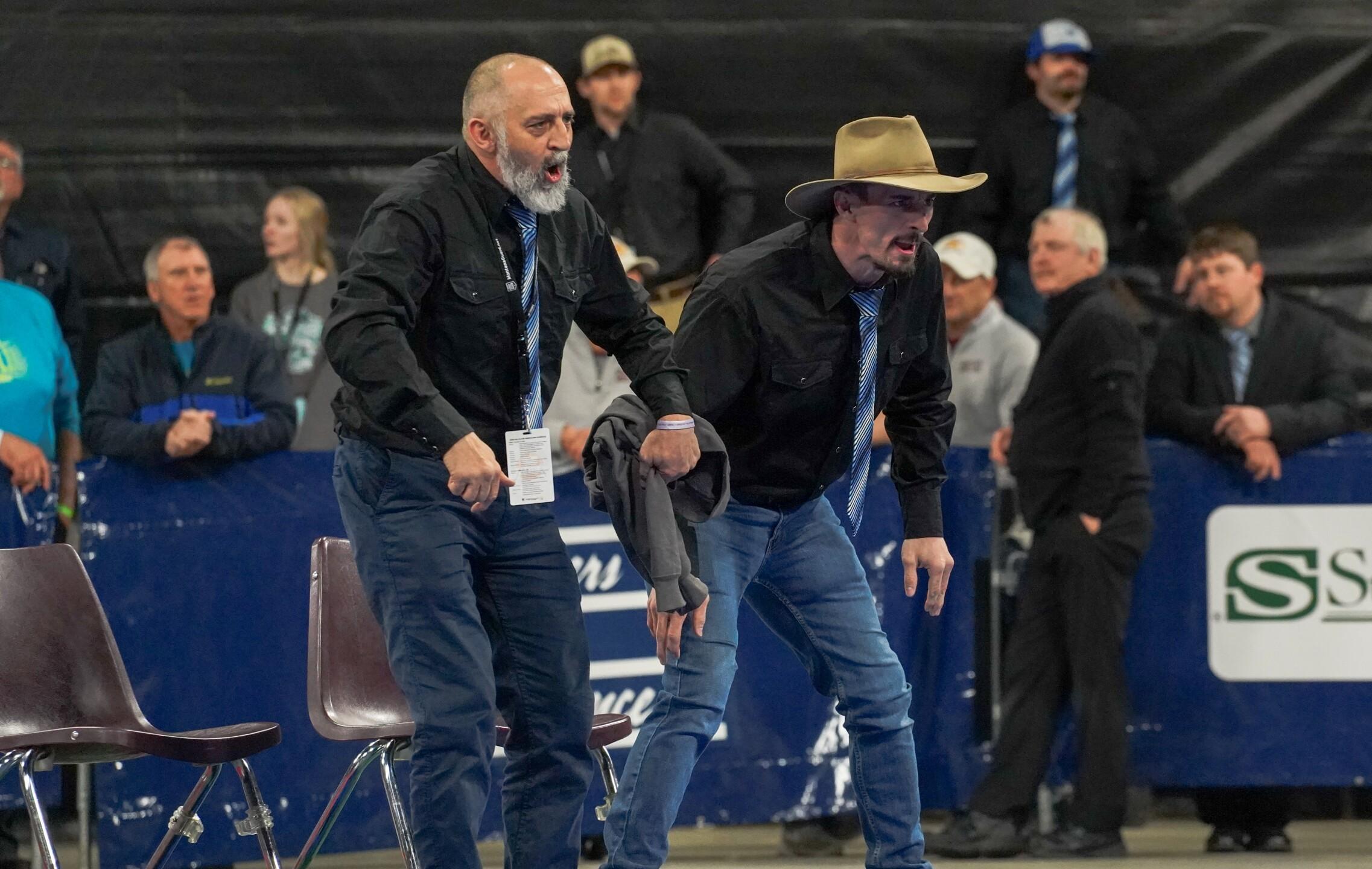 Fairfield wrestling