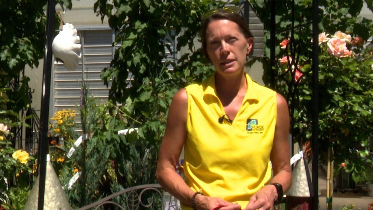 Sarah Kenyon of Forde Nursery