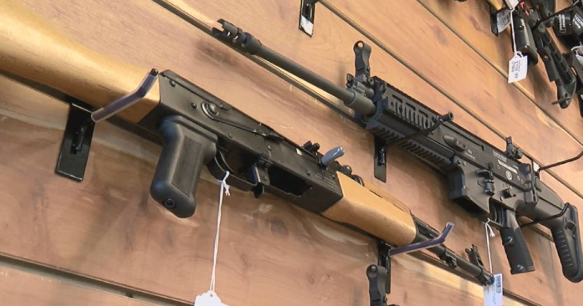 Denver gun shop owner files lawsuit against the city to change 'non-essential' status of his store