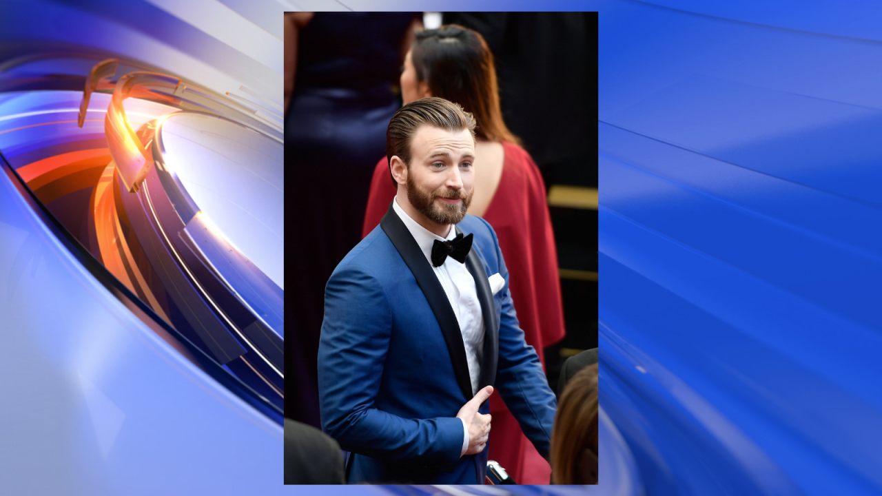 Chris Evans blasts group planning 'Straight Pride' parade in Boston