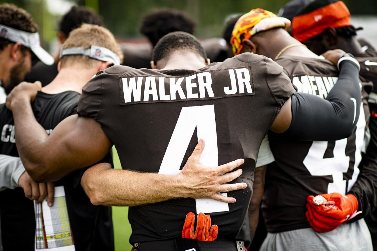 Browns team