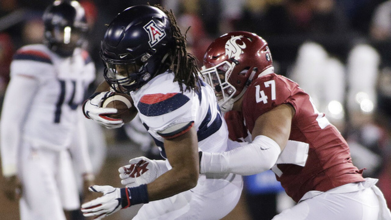 Wildcats fall to Washington State 69-28