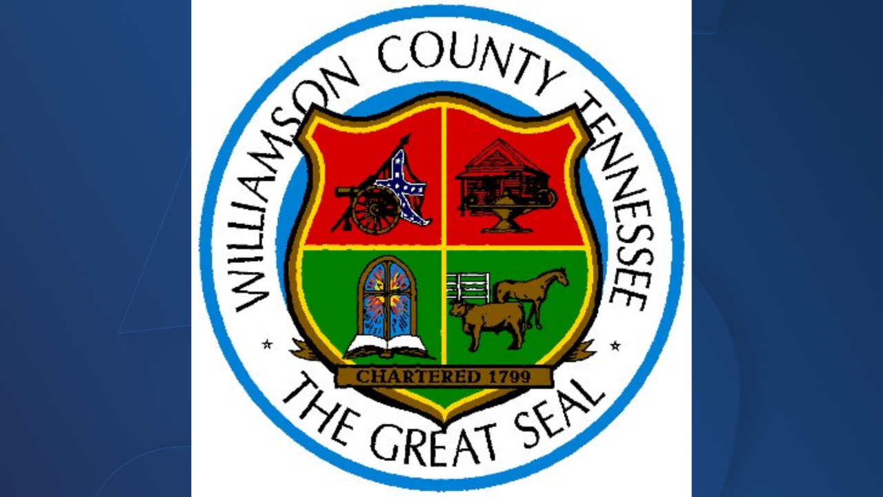 williamson county seal