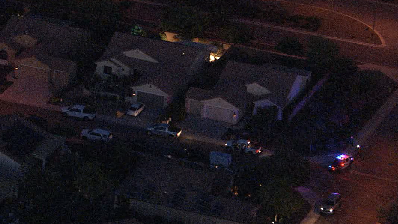 Buckeye PD: One person shot, killed near Canyon Springs and Beardsley