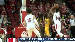 NU Basketball defeats Southeastern Louisiana