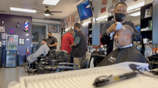 Local barbers react to historic verdict in Derek Chauvin trial