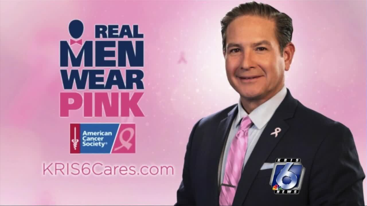 Real Men Wear Pink will continue throughout October