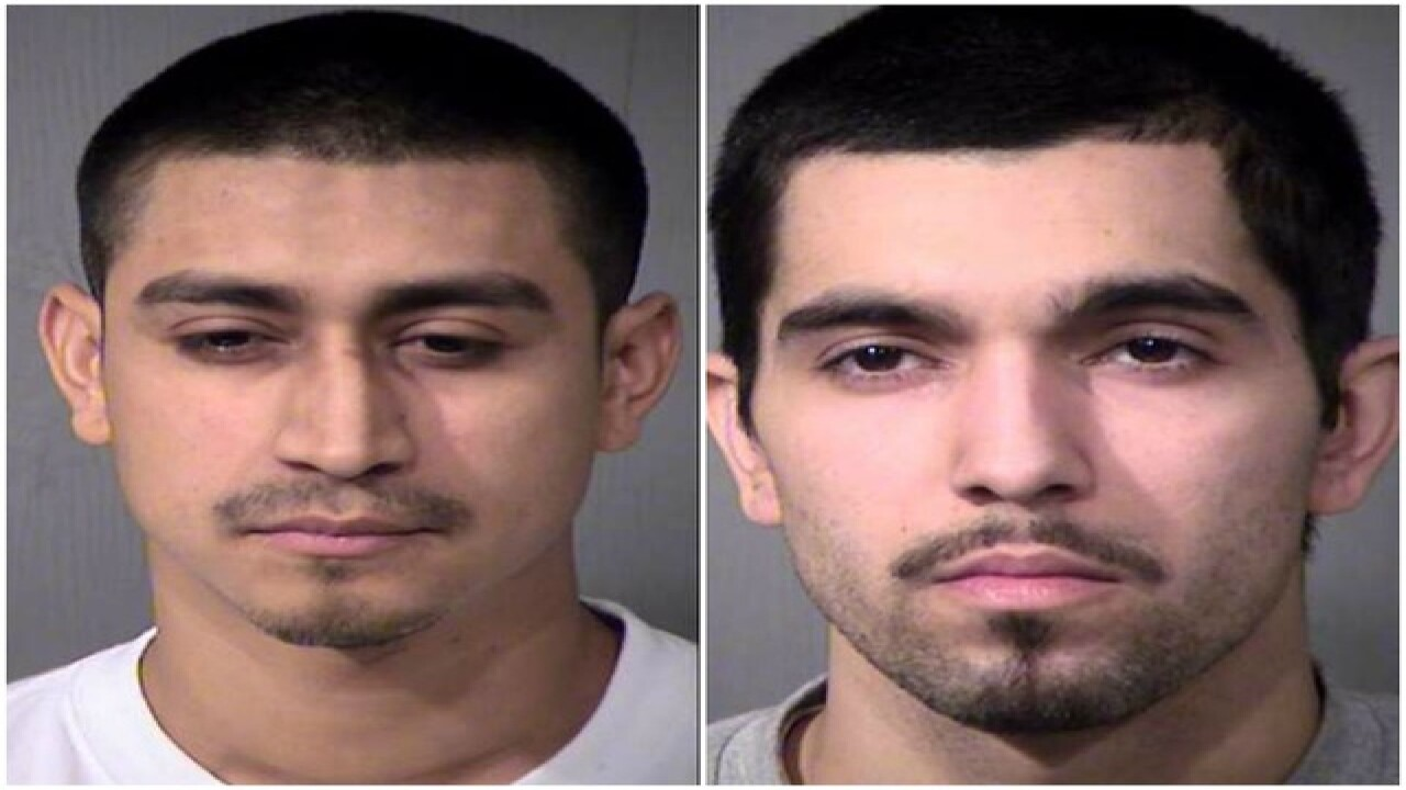 PD: Two arrested in Glendale fatal shooting