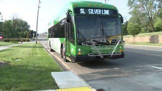 The Rapid's Silver Line attracts new riders in its first year