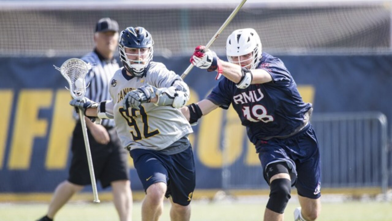 Canisius falls to Robert Morris in first round of NCAA tournament