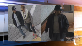 Business Burglary Suspects