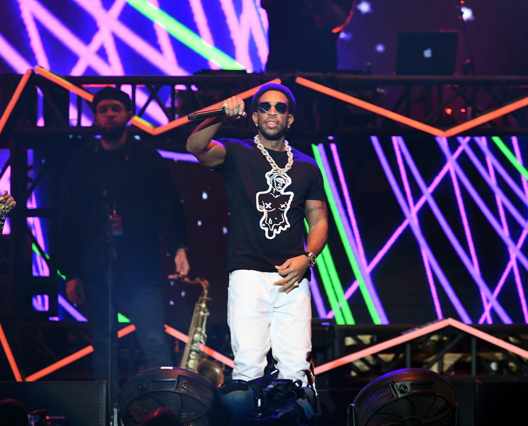 Ludacris to perform at Summerfest 2019.