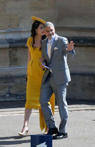 Royal Wedding 2018: Photos of celebrity guests begin for wedding