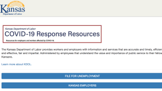 Kansas Department of Labor website.png