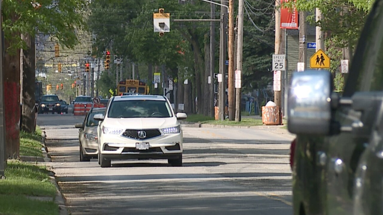 CLE Scranton Road residents voice concerns over bike lane proposal