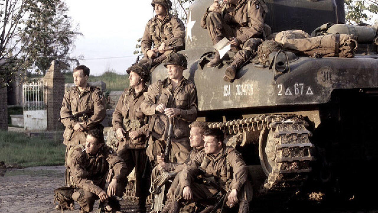 WWII hero portrayed in 'Band of Brothers' dies