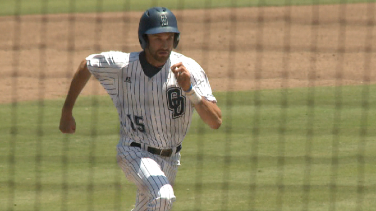 ODU's Rutherford readies for Major League Baseball Draft