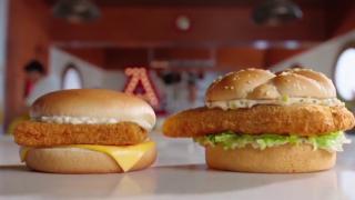 McDonald's vs Arby's