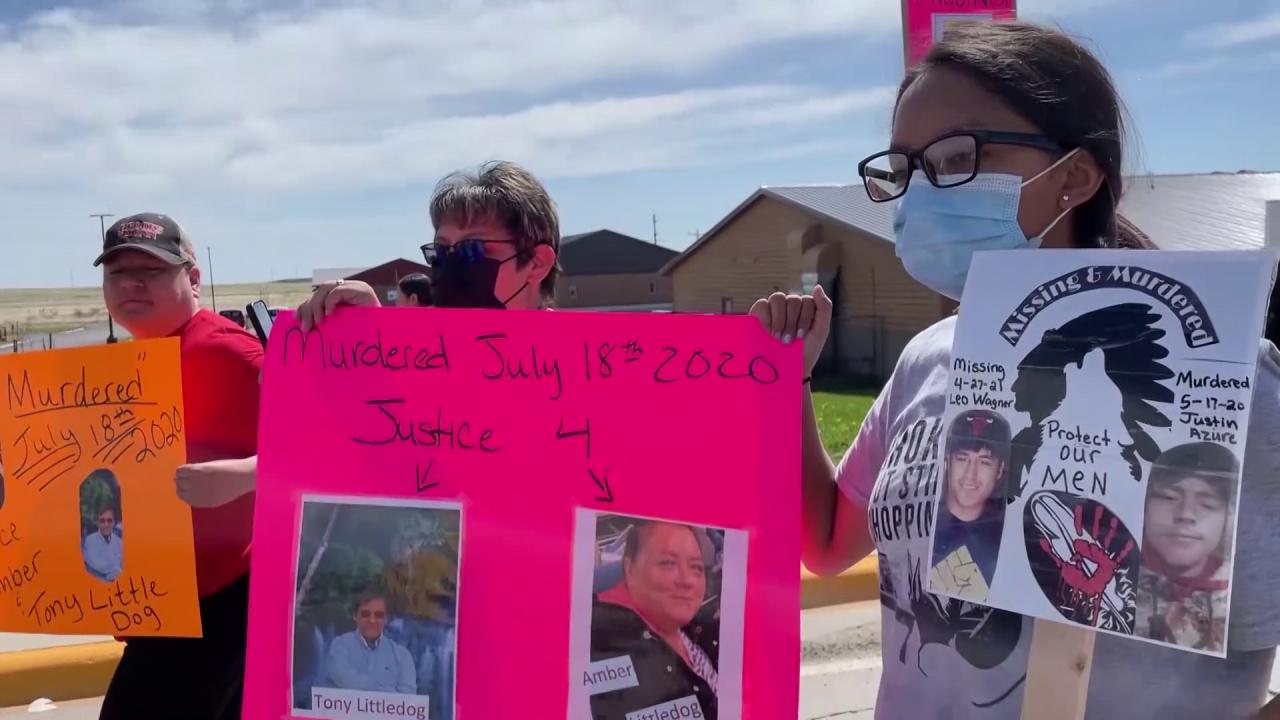 Blackfeet community rallies to raise awareness of MMIP