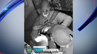 Bronx pharmacy robber