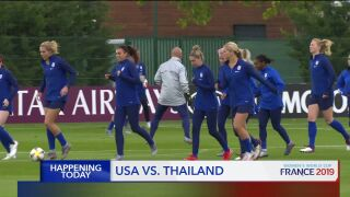 Amy Rodriguez talks match-up vs Thailand ahead of USA's World Cupopener