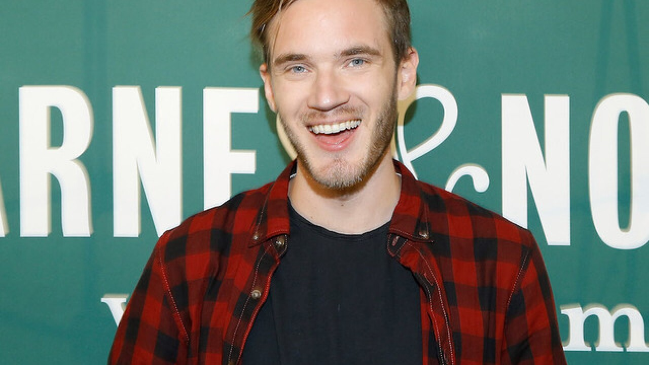 Disney, YouTube cut ties with online star PewDiePie over anti-Semitic remarks
